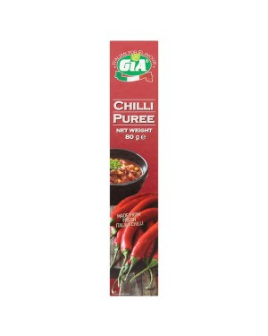 M3 Distribution Services Bulk Food Ireland GIA Chilli Puree 80g