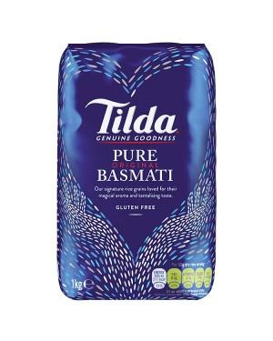 M3 Distribution Services Wholesale Food Tilda Basmati Rice 1Kg