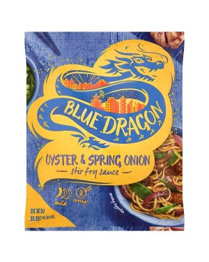 M3 Distribution Services Bulk Food Wholesaler Blue Dragon Oyster & Spring Onion Stir Fry Sauce