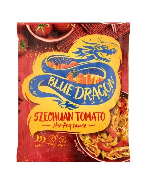 M3 Distribution Services Bulk Food Wholesaler Blue Dragon Szechuan Tomato Stir Fry Sauce