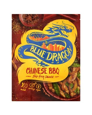 M3 Distribution Services Bulk Food Wholesaler Blue Dragon Chinese BBQ Stir Fry Sauce