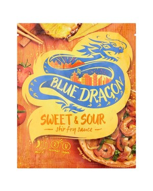 M3 Distribution Services Bulk Food Wholesaler Blue Dragon Sweet & Sour Stir Fry Sauce