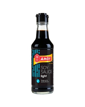 M3 Distribution Services Bulk Food Wholesaler Amoy Light Soy Sauce 150ml