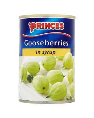 M3 Distribution Services, Food Wholesale Ireland Princes Gooseberries in Syrup 300g