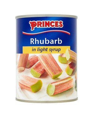 M3 Distribution Services, Food Wholesale Ireland Princes Rhubarb in Syrup 300g