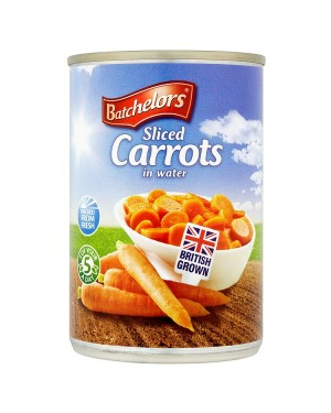 M3 Distribution Services Bulk Food Ireland Batchelors Sliced Carrots 300g