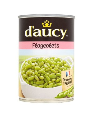M3 Distribution Services Bulk Food Ireland D'Aucy Flageolets 400g