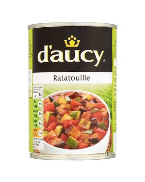 M3 Distribution Services Bulk Food Ireland D'Aucy Ratatouille 360g