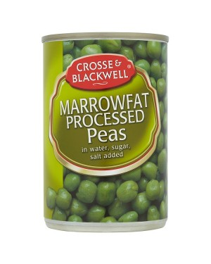 M3 Distribution Services Bulk Food Ireland Crosse & Blackwell Marrowfat Peas 300g