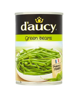 M3 Distribution Services Bulk Food Ireland D'Aucy Green Beans 400g