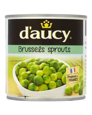 M3 Distribution Services Bulk Food Ireland D'Aucy Brussels Sprouts 400g