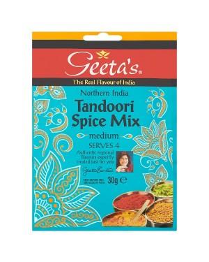 Geeta's Tandoori Spice Mix (12x30 G)