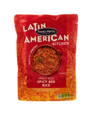 Santa Maria Spicy Red Rice (6x250 G)