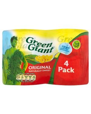 M3 Distribution Green Giant Original Corn 4pack