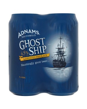 M3 Distribution Adnams Ghost Ship 4pack