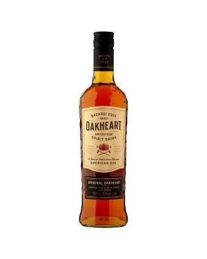M3 Distribution Services Irish Bulk Food Wholesale Bacardi Oakheart Spiced Rum (6x700ml)