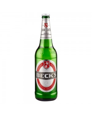 M3 Distribution Services Irish Wholesale Becks Bier (12x660ml)