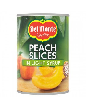 M3 Distribution Services, Food Wholesale Ireland Del Monte Peach Slices in Syrup 420g