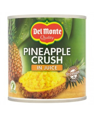 M3 Distribution Services, Food Wholesale Ireland Del Monte Crushed Pineapple in Juice 423g