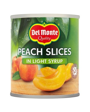 M3 Distribution Services, Food Wholesale Ireland Del Monte Peach Slices in Syrup 227g