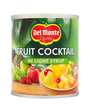 M3 Distribution Services, Food Wholesale Ireland Del Monte Fruit Cocktail in Syrup 227g
