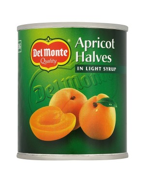 M3 Distribution Services, Food Wholesale Ireland Del Monte Apricot Halves in Syrup 227g