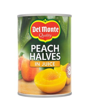 M3 Distribution Services, Food Wholesale Ireland Del Monte Peach Halves in Juice 415g