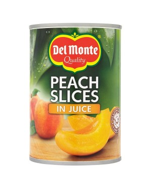 M3 Distribution Services, Food Wholesale Ireland Del Monte Peach Slices in Juice 415g