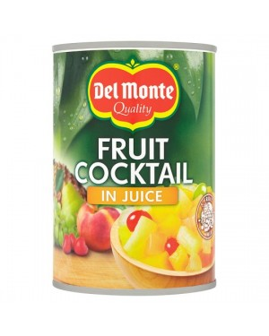 M3 Distribution Services, Food Wholesale Ireland Del Monte Fruit Cocktail in Juice 415g