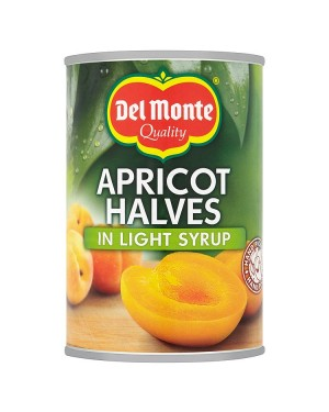 M3 Distribution Services, Food Wholesale Ireland Del Monte Apricot Halves in Juice 420g