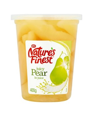 M3 Distribution Services, Food Wholesale Ireland Natures Finest Pear Slices in Juice 400g