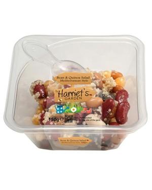 M3 Distribution Bulk Food Wholesaler Ireland Harriet's Garden Quinoa Bean Salad