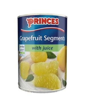 M3 Distribution Services, Food Wholesale Ireland Princes Grapefruit Segments in Juice 411g