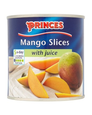 M3 Distribution Services, Food Wholesale Ireland Princes Mango Slices in Juice 432g