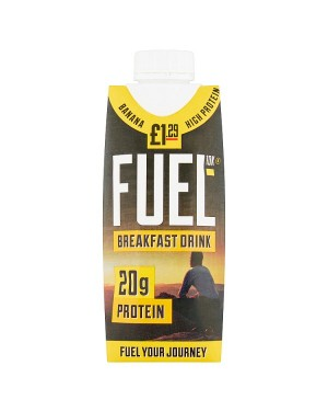 Fuel10K Banana Breakfast Drink PM£1.29 (8x330 ML)