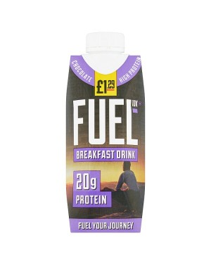 Fuel10K Chocolate Breakfast Drink PM£1.29 (8x330 ML)