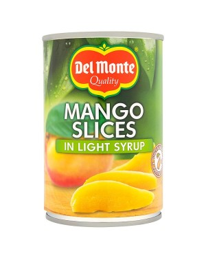 M3 Distribution Services, Food Wholesale Ireland Del Monte Mango Slices in Syrup 425g