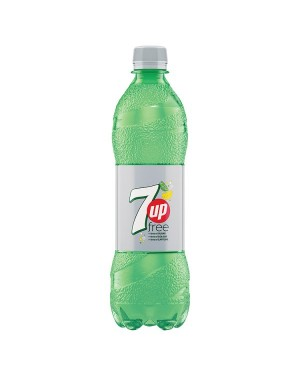 M3 Distribution Services Irish Food Wholesaler 7UP Free (24x500ml)