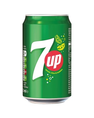 M3 Distribution Services Irish Food Wholesaler 7UP Regular (24x330ml)