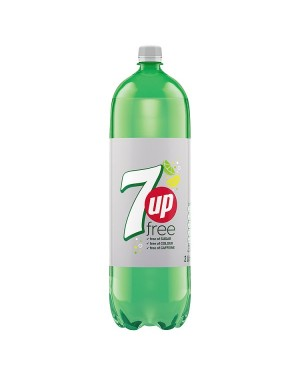 M3 Distribution Services Irish Food Wholesaler 7UP Free (8x2Litres)