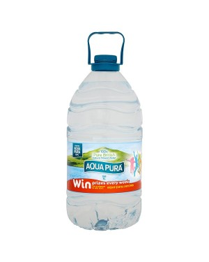 M3 Distribution Services Irish Food Wholesaler Aqua Pura Still Water (3x5Litre)