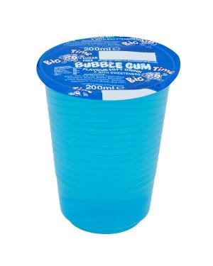 M3 Distribution Services Irish Food Wholesaler Big Time Cup Drink - Bubblegum (24x200ml)