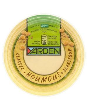 M3 Distribution Bulk Food Wholesaler Ireland Yarden Classic Houmous 125g