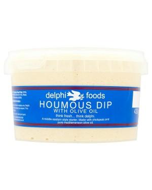 M3 Distribution Services Delphi Houmous Dip 430g