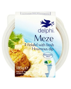 M3 Distribution Services Delphi 4 Felafels with Houmous Dip