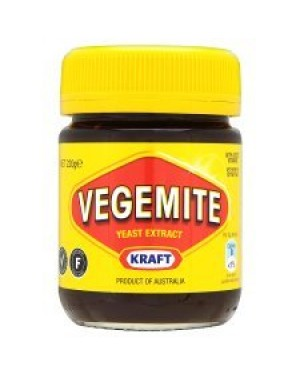 M3 Distribution Services Irish Food Wholesaler Kraft Vegemite (12x220g)