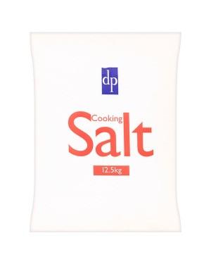 M3 Distribution Services Irish Food Wholesale Dri-Pak Cooking Salt Bag 12.5KG