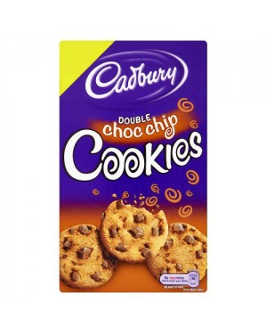 M3 Distribution Services Irish Food Wholesaler Cadbury Double Chocolate Cookies 150g PMÃÆÃ