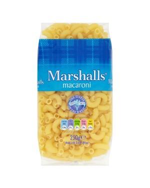 M3 Distribution Services Wholesale Food Marshalls Macaroni 250g
