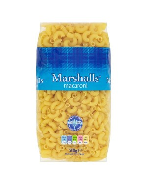 M3 Distribution Services Wholesale Food Marshalls Macaroni 500g
